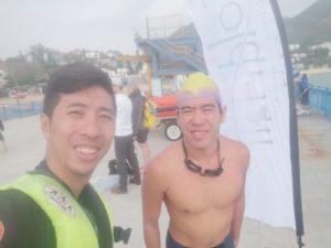 me and Gary Lui